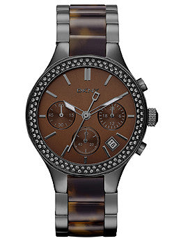 DKNY 3-Hand Chronograph with Date Womens watch #NY8668