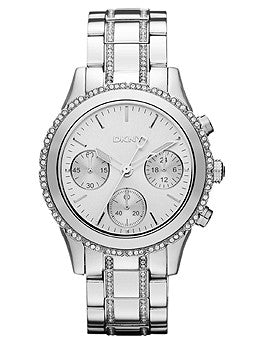 DKNY Chronograph with Glitz Womens watch #NY8706