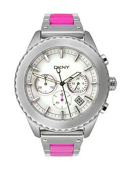DKNY Bracelet Collection White Dial Womens Watch #NY8763
