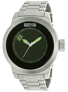 Kenneth Cole Reaction Three-Hand Brass Mens watch #RK3248/10017190