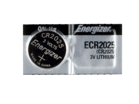 Energizer CR2025 Battery for Polar H7 I Wearlink Models