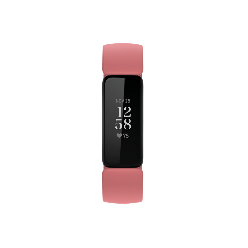 Fitbit Activity Monitors Desert Rose Fitbit Inspire 2 Health & Fitness Tracker