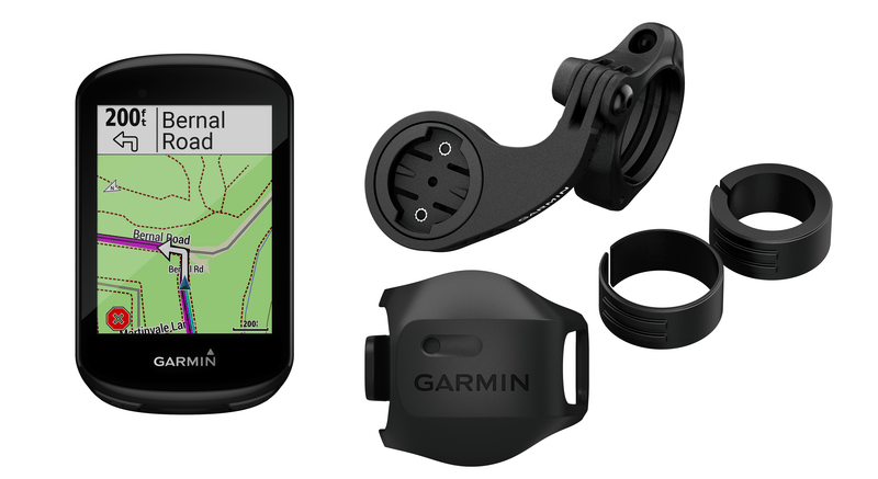 Garmin Cycling Computers Mountain Bike Bundle Garmin Edge830 GPS Cycling Computer