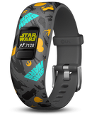 Garmin Garmin Accessories 6+ / Star Wars The Resistance Garmin Vivofit Jr 2 Replacement Bands
