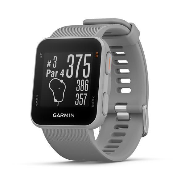 Garmin Golf Powder Gray Garmin Approach S10 Golf Watch