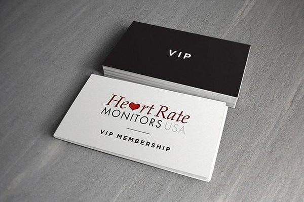 HeartRateMonitorsUSA.com Membership HRMUSA VIP Membership Rewards