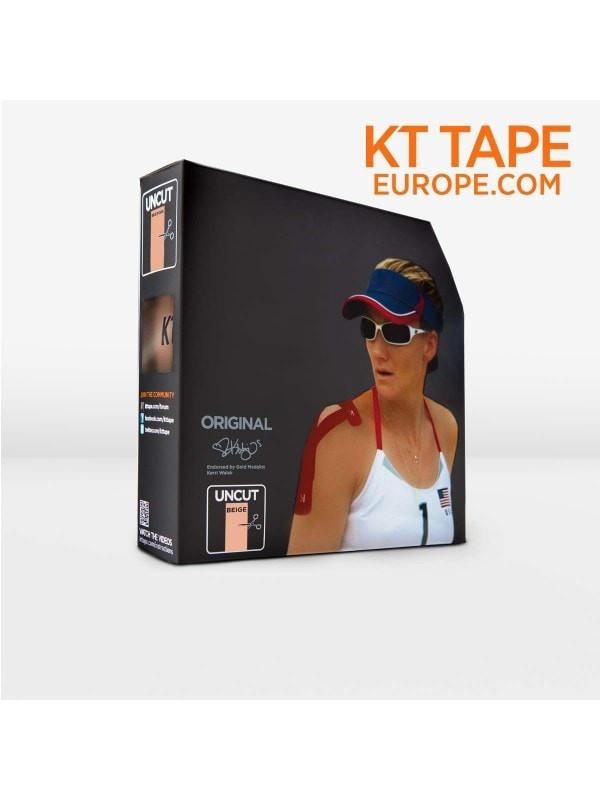 KT Tape Sports Therapy Beige / Uncut KT Tape Cotton Jumbo Roll (125 feet)