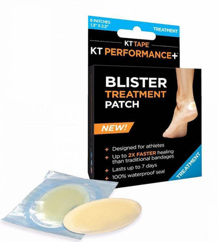 KT Tape Performance+ Blister Treatment Patch