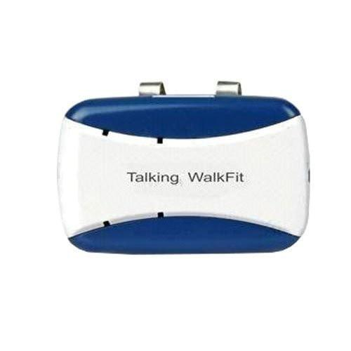 Pedusa Pedometers PedUSA PE298 Talking WalkFit Pedometer