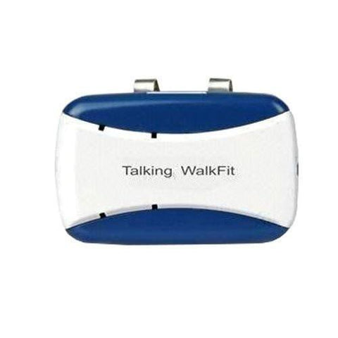 PedUSA PE298 Talking WalkFit Pedometer