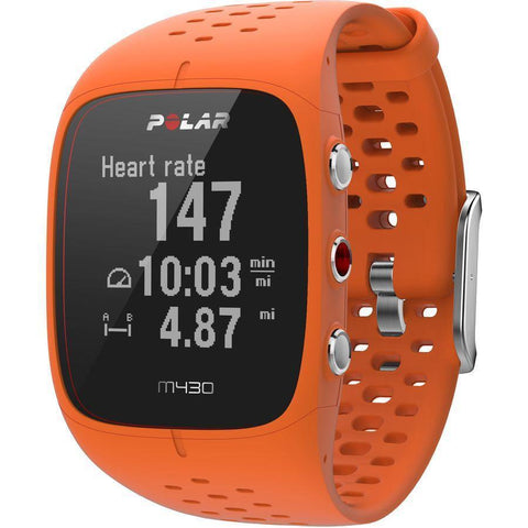 Polar M430 GPS Enabled Running Heart Rate Monitor