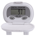 Shinwoo Pedometers White DMC03 Multi-Function Pedometer