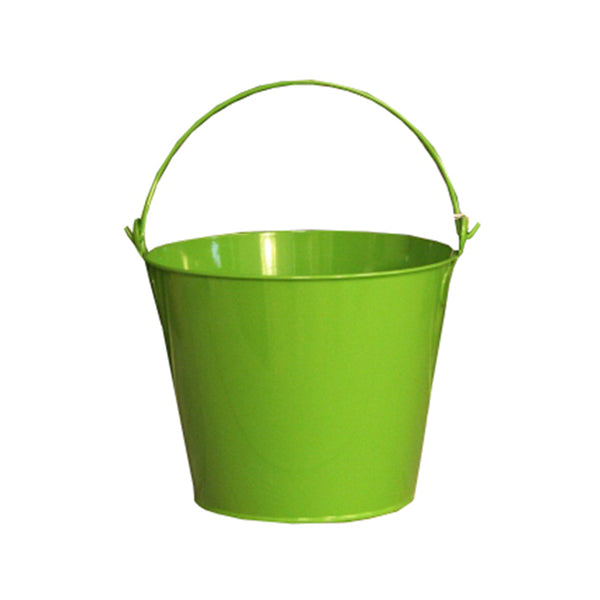 Halloween, Personalized Green Bucket