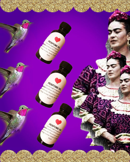 Feeling Frida - dancing love organics