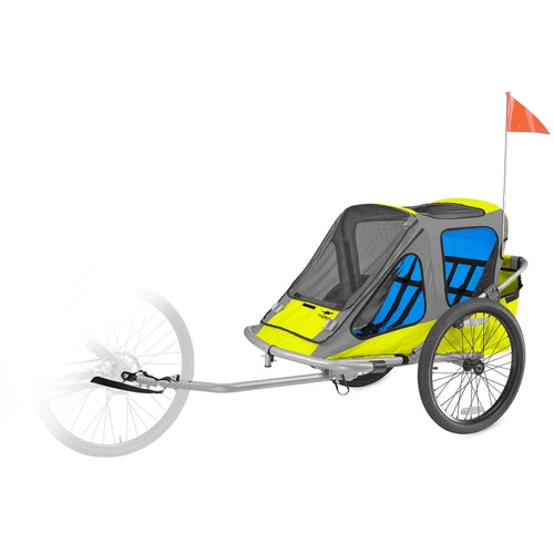Copilot Model T Child Bicycle Trailer & Stroller Conversion Kit