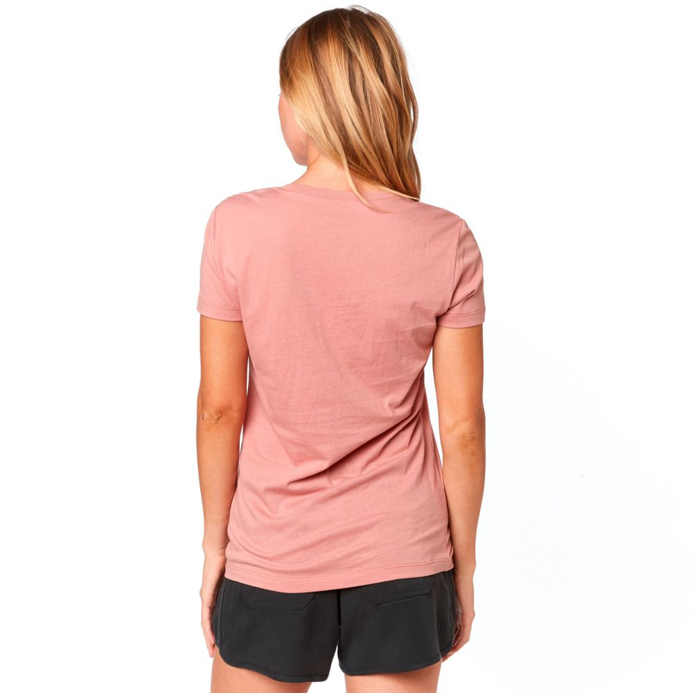 Fox Racing Ascot Short Sleeve Crew Tee - Women's