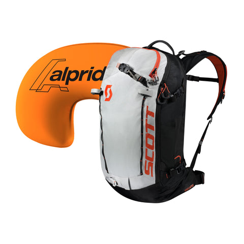 Scott Patrol E1 22L Backpack with Airbag Kit