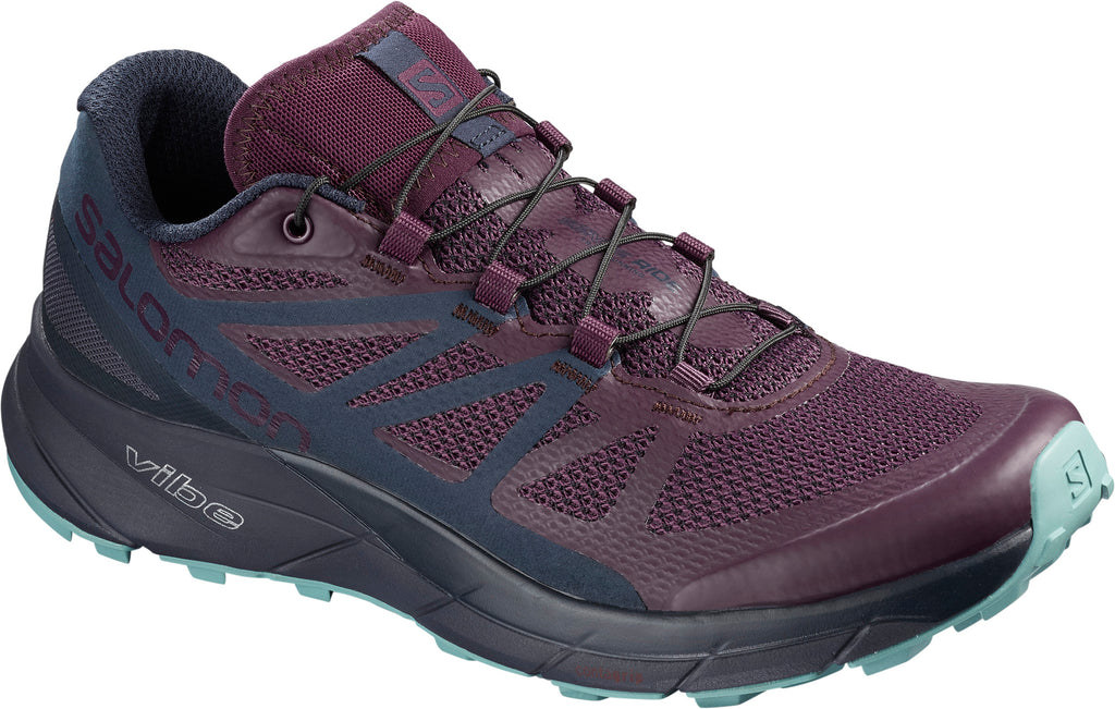 Salomon Sense Ride Trail Running Shoes - Women's