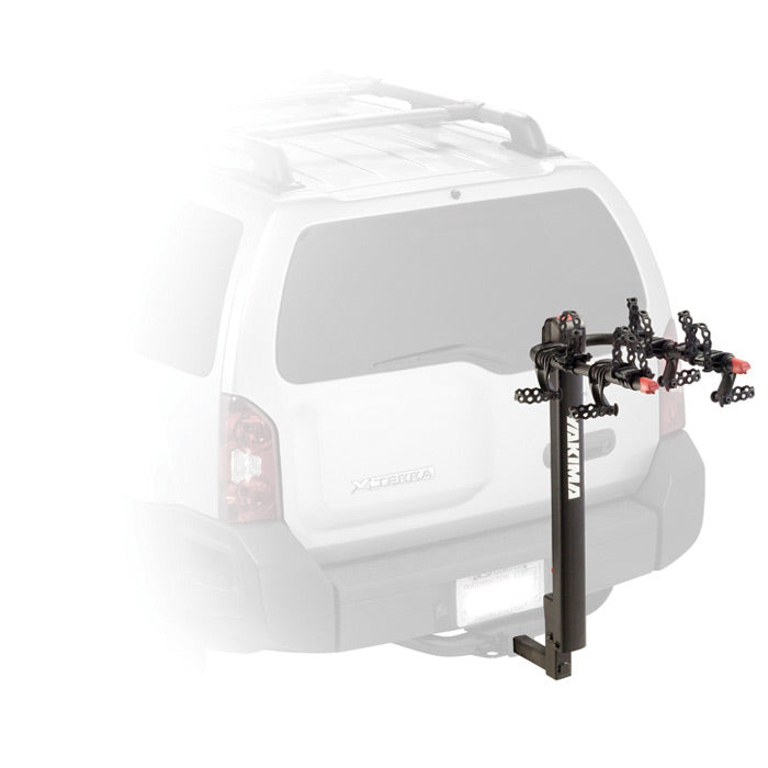 Yakima Doubledown 4 - 4 bike, 2 inch, hitch mount rack