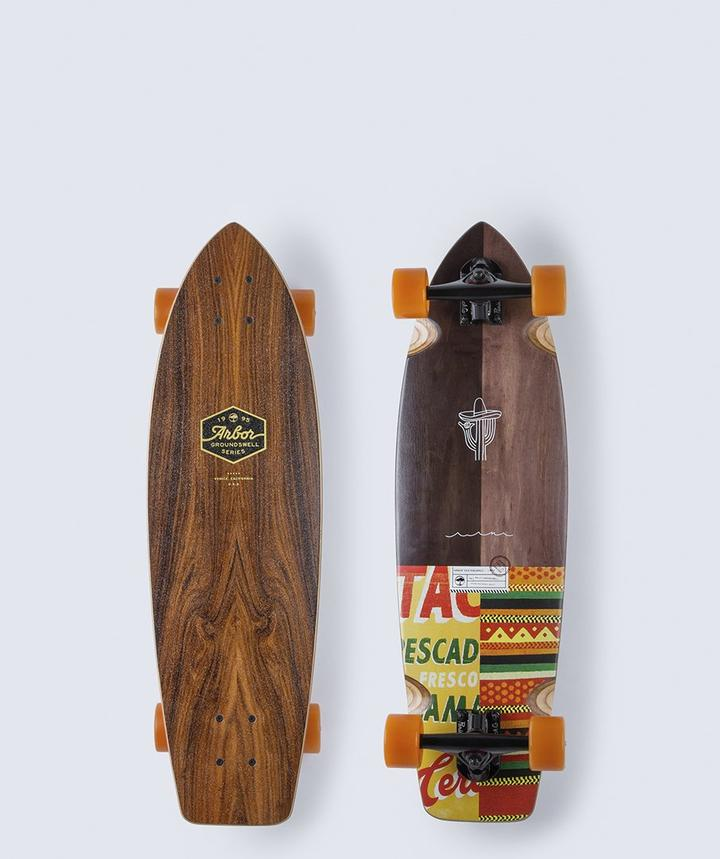 Arbor Groundswell Longboards