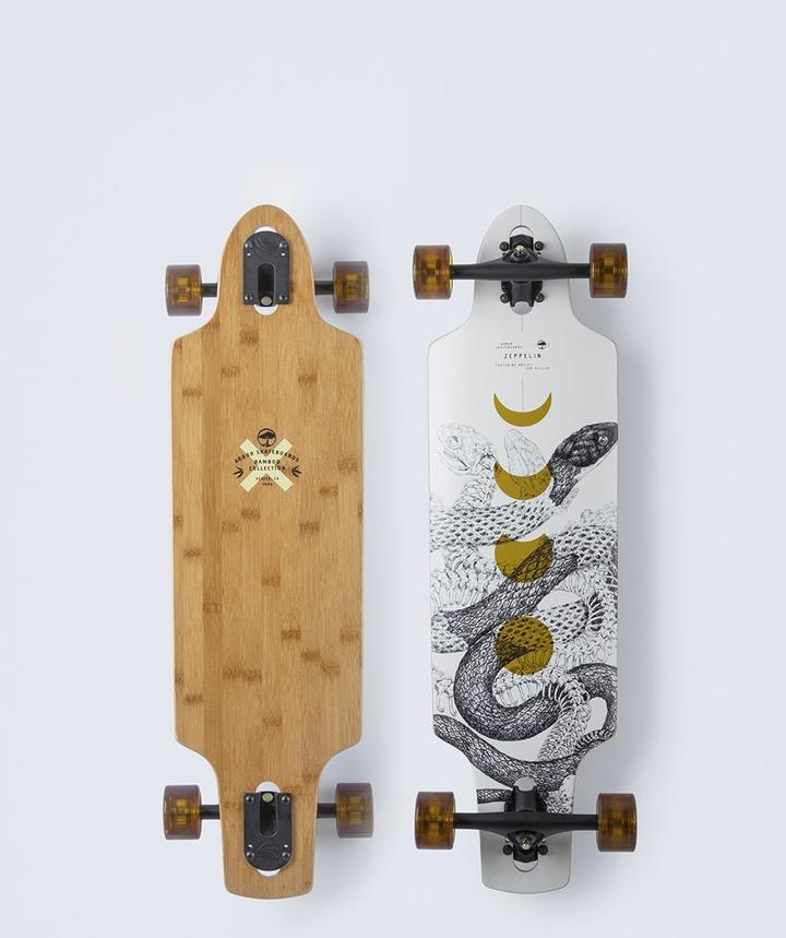Arbor Bamboo Complete Skateboards