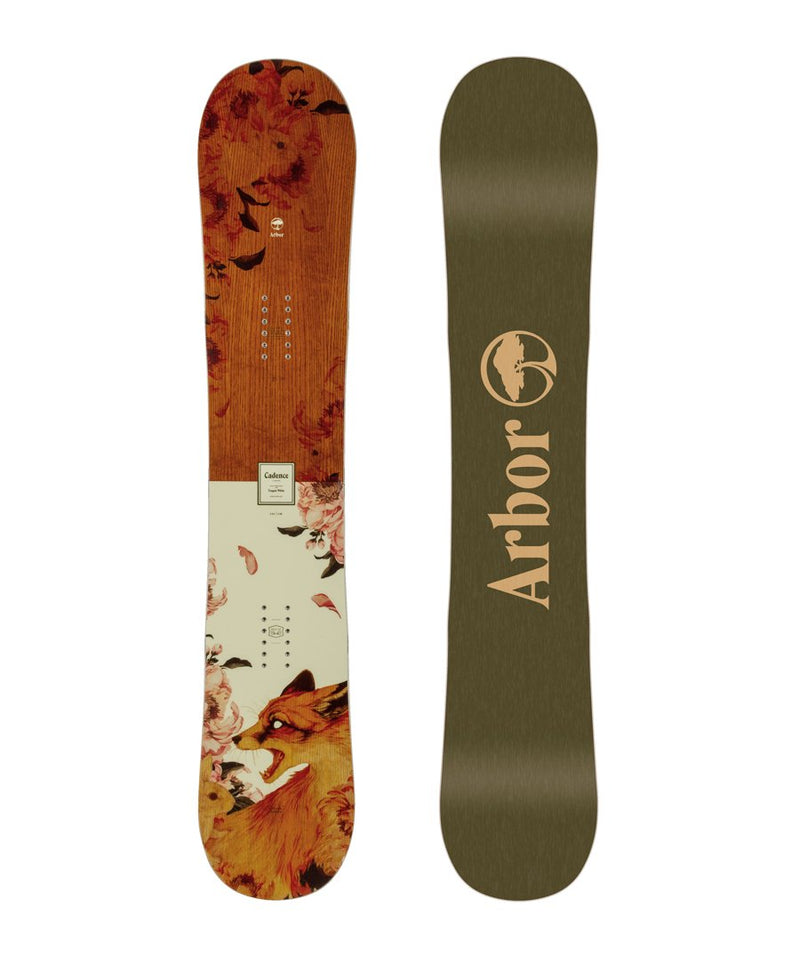 Arbor Cadence Camber Snowboard - Women's