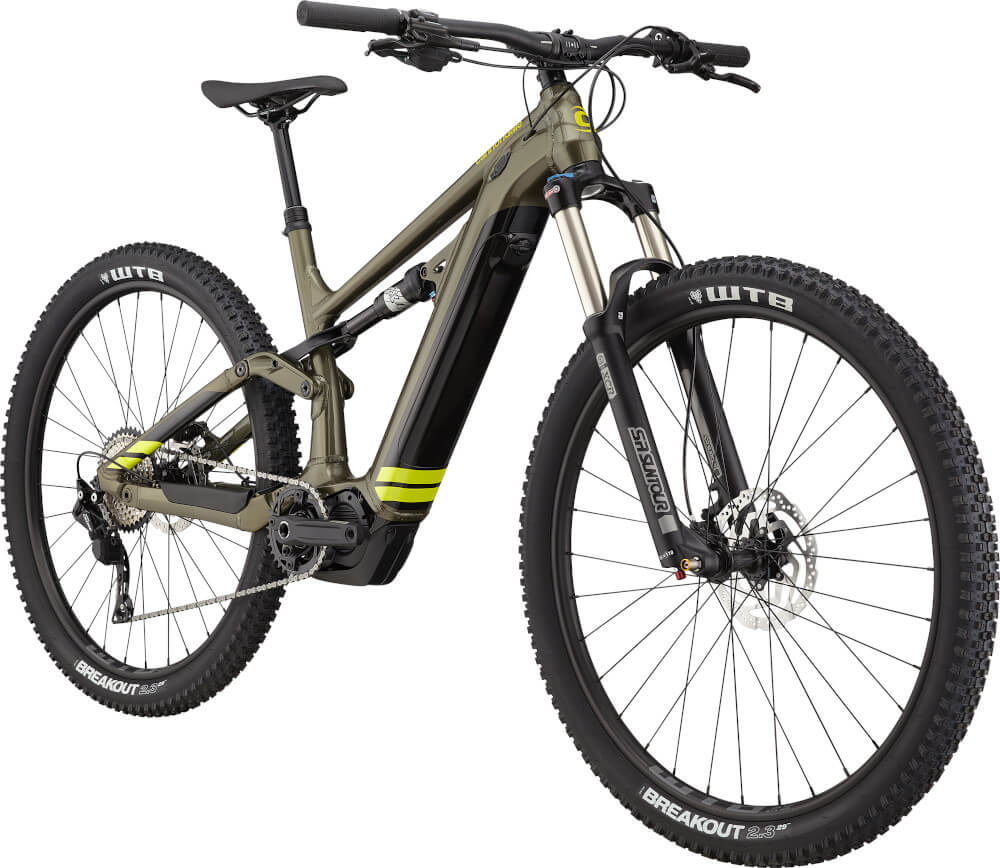 Cannondale Moterra Neo 2, 3, or 5 - Electric Mountain Bike