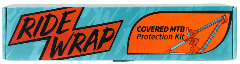 RideWrap MTB Frame Protection Kits