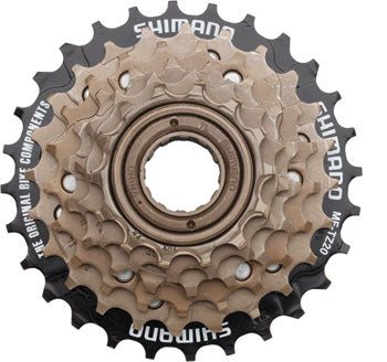 Shimano Rear Cassette 6 speed 14-28T Freewheel