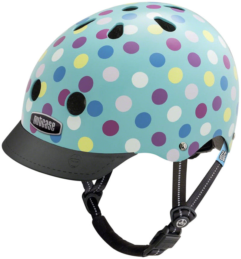 Nutcase Little Nutty Child Helmet: Cake Pops, XS