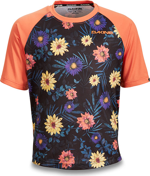 Dakine Prodigy Short Sleeve Bike Jersey - Girl's