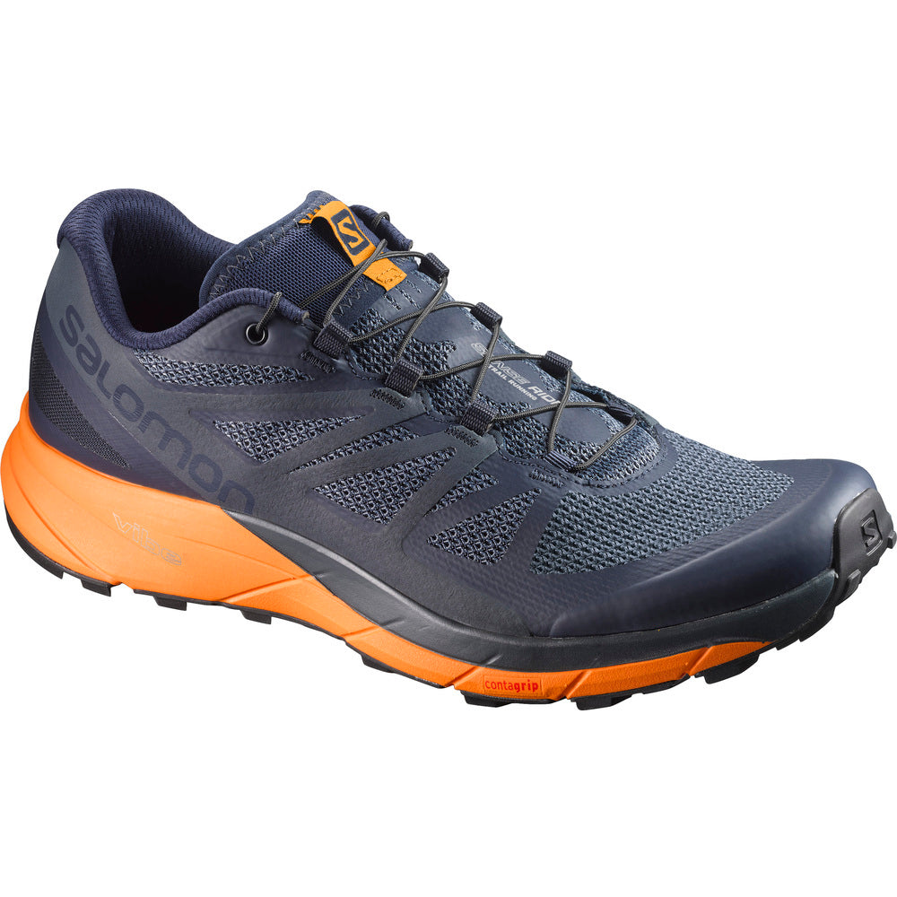 Salomon Sense Ride Trail Running Shoes - Men's
