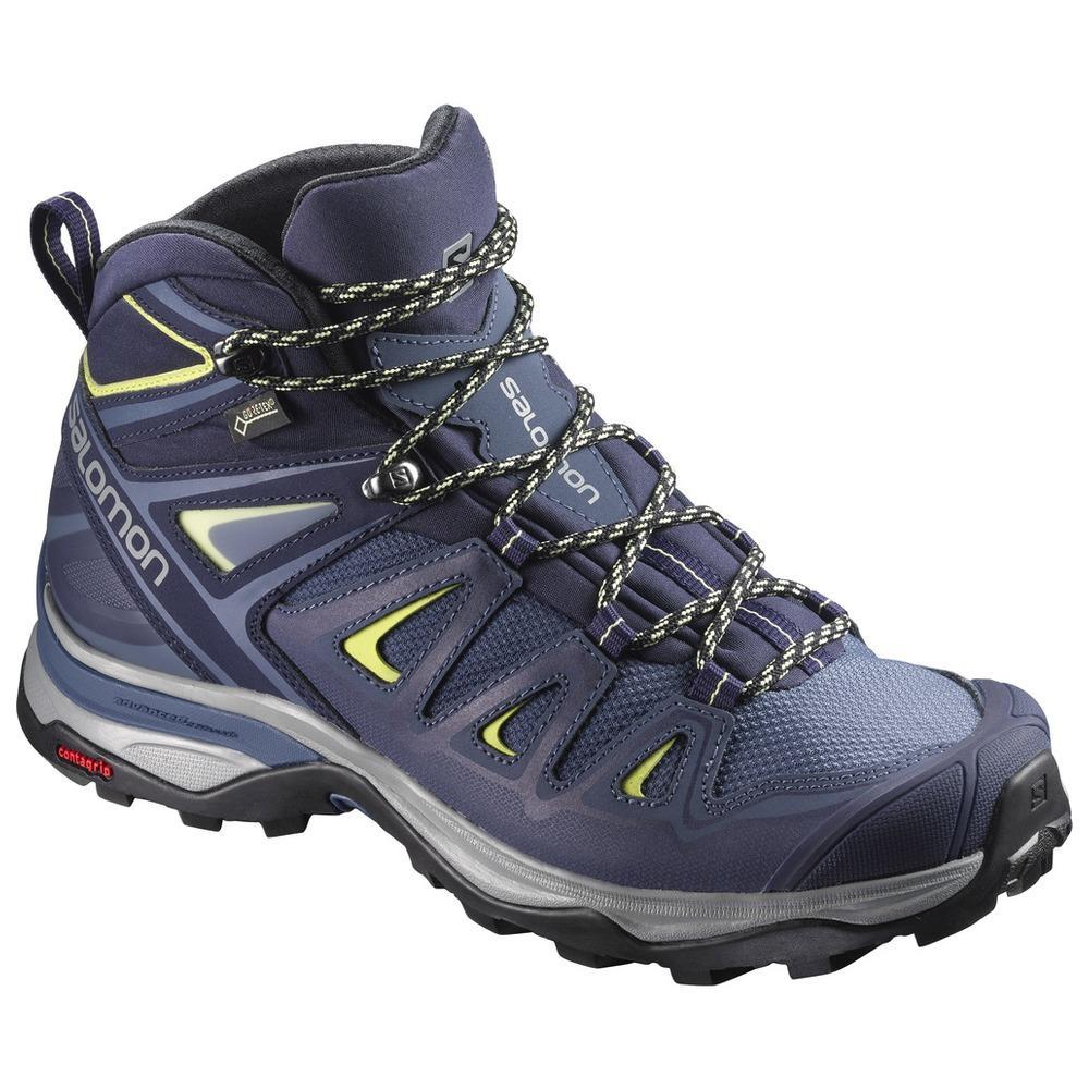 Salomon X Ultra 3 Mid GoreTex Hiking Boots - Women's