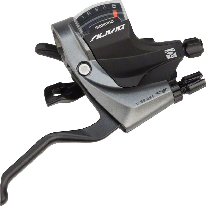 Shimano Alivio ST-M4000 9-Speed Right Brake/Shift Lever