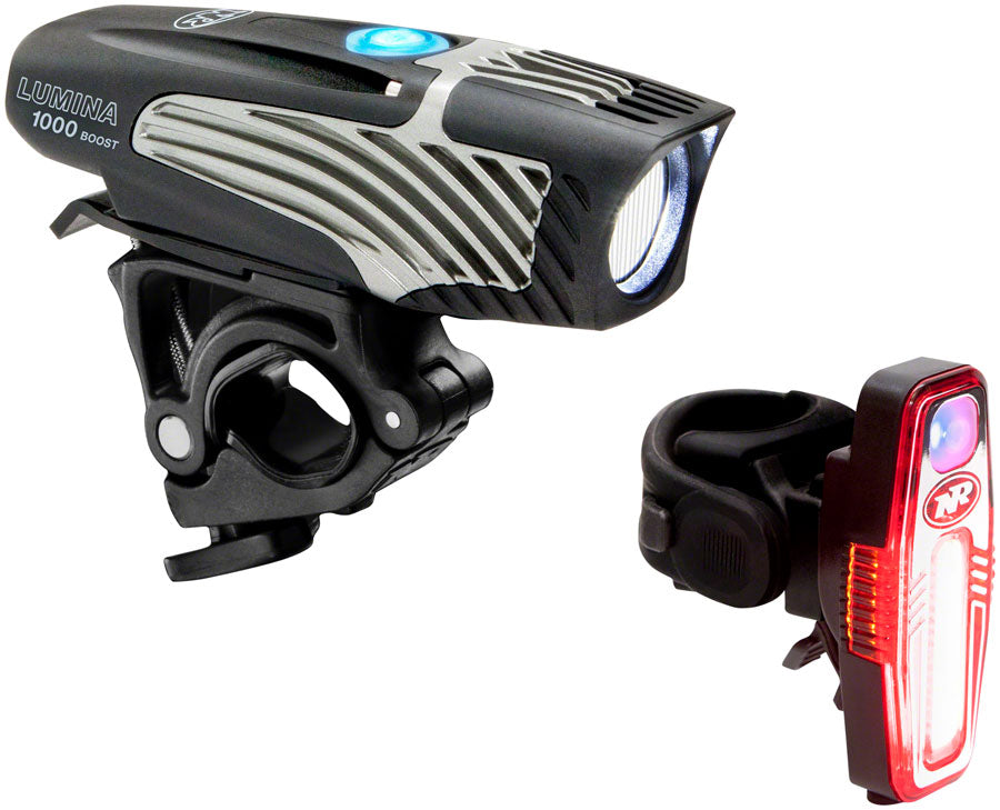 NiteRider Lumina 1000 Boost and Sabre 80 Headlight and Taillight Set