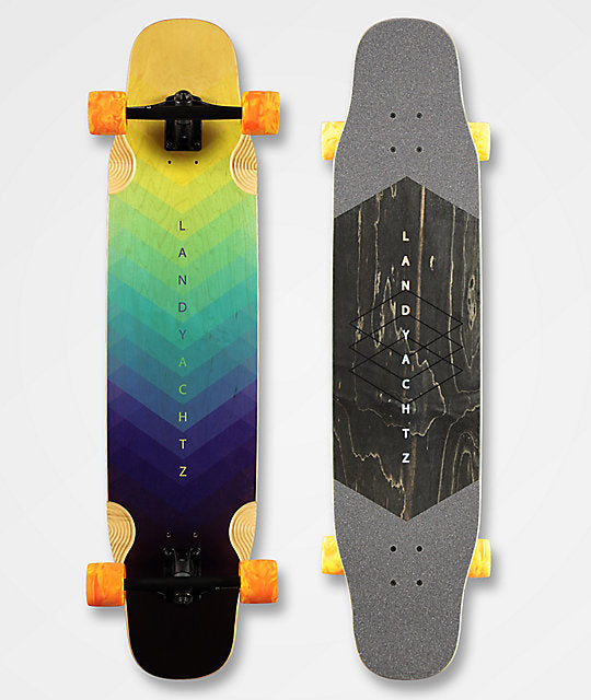 Landyachtz Stratus 46 Faction Complete Skateboard