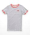 The North Face More Than A Ringer Tri-Blend Short Sleeve T-Shirt - Women's