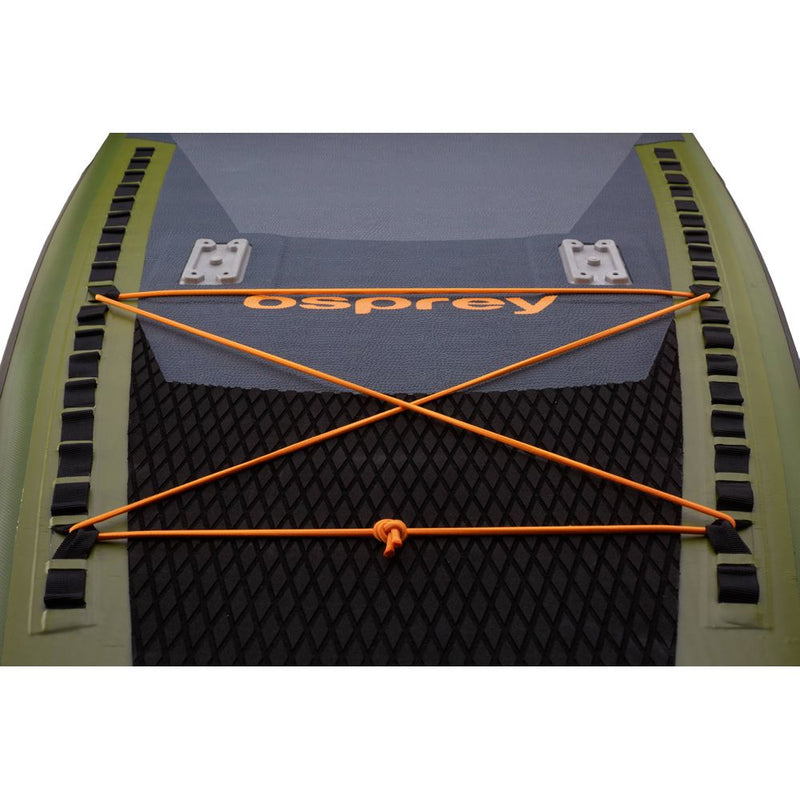 NRS Osprey Inflatable Fishing Stand Up Paddle Board