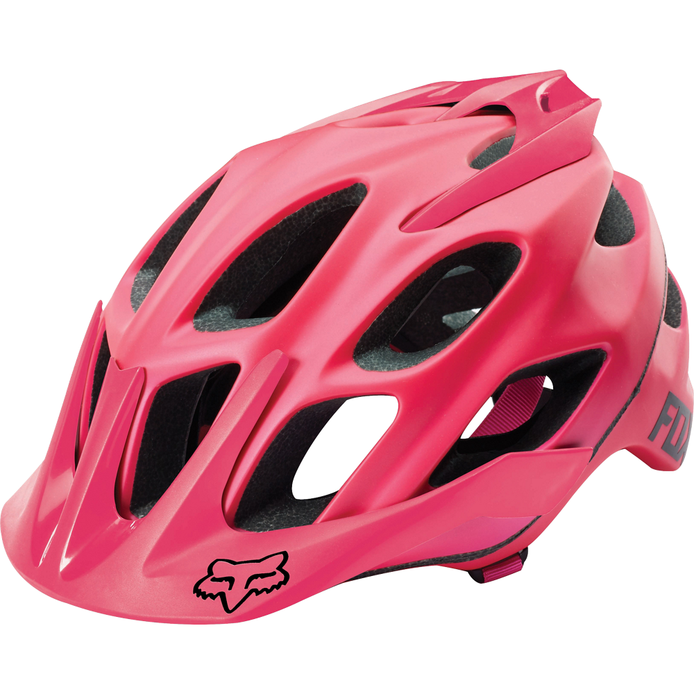 Fox Flux Solids Bike Helmet - Women's