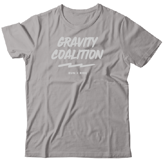 Gravity Coalition Lightning Bolt Tee Shirt - Men's