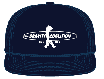 Gravity Coalition Surf Bear Trucker Hat