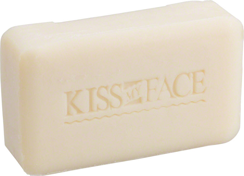Kiss My Face Coconut Milk Bar Soap: Pure Coconut, 5oz