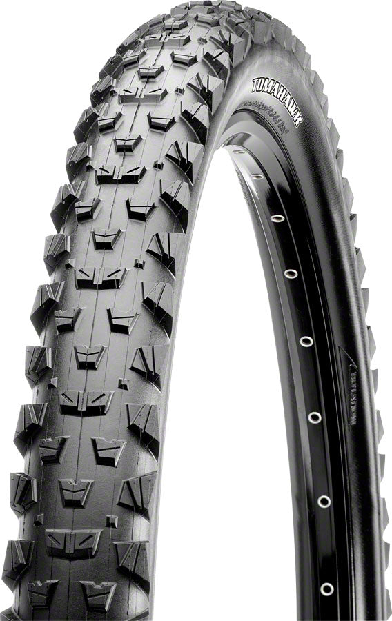 Maxxis Tomahawk 27.5 x 2.30 Tire, Folding, 120tpi, 3C Maxx Terra, Double Down, Tubeless Ready