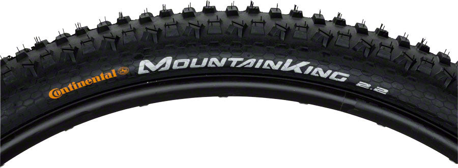 "Continental Mountain King 29x2.2"", Steel Bead"