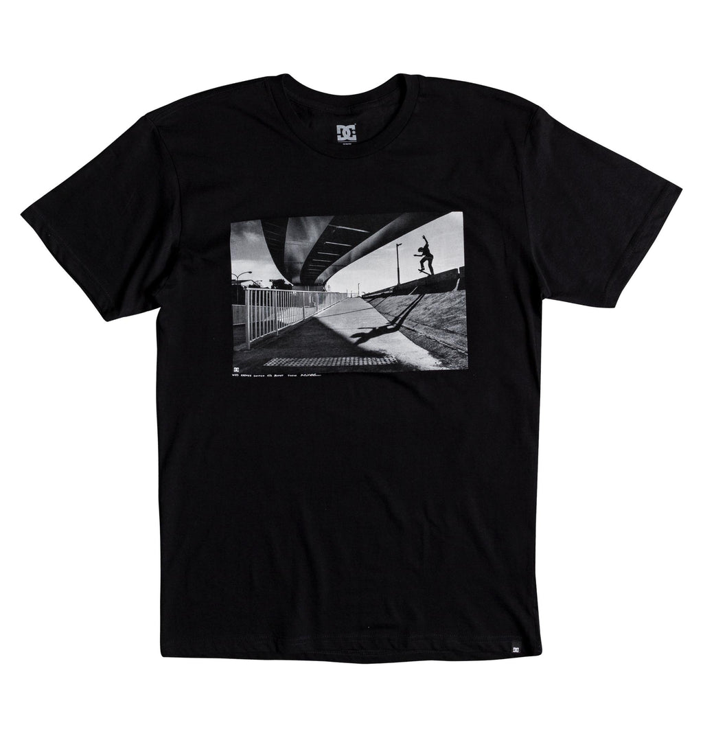 DC Shoe Co. Wes Switch Blunt Tee - Men's