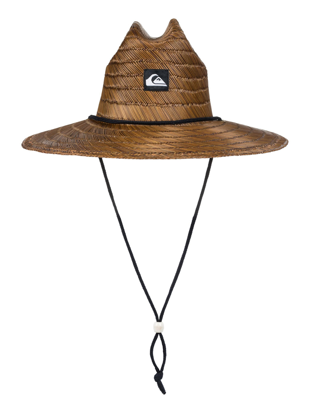 Pierside Straw Lifeguard Hat