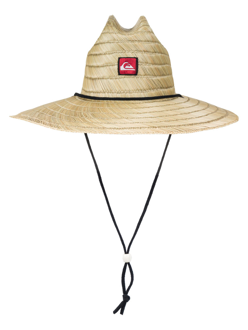 Quiksilver Pierside Straw Lifeguard Hat