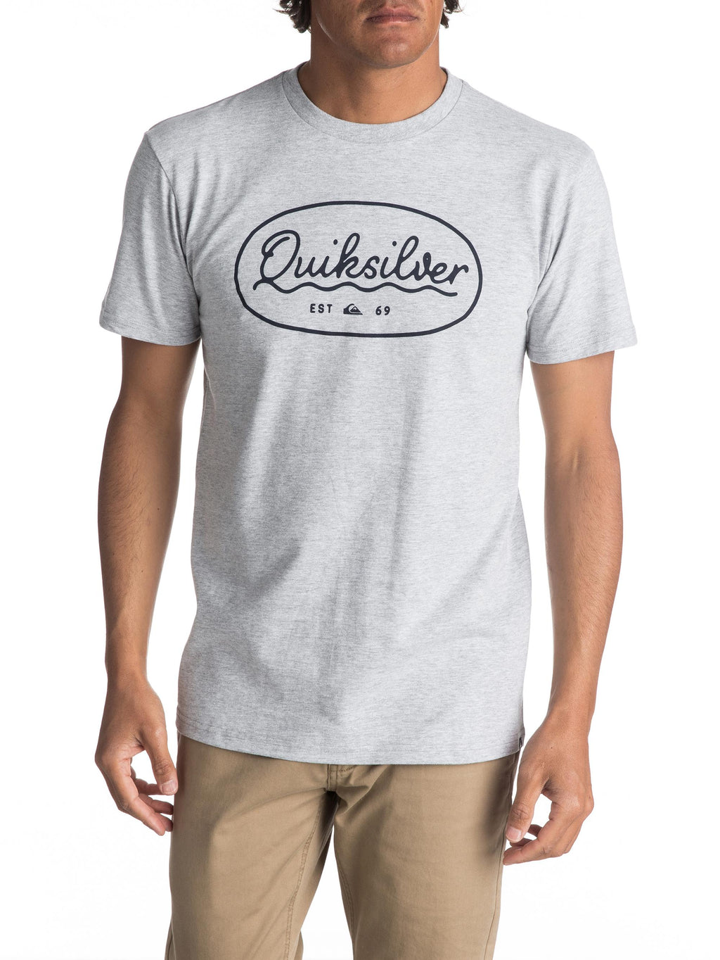 Quiksilver Simple Times Tee - Men's