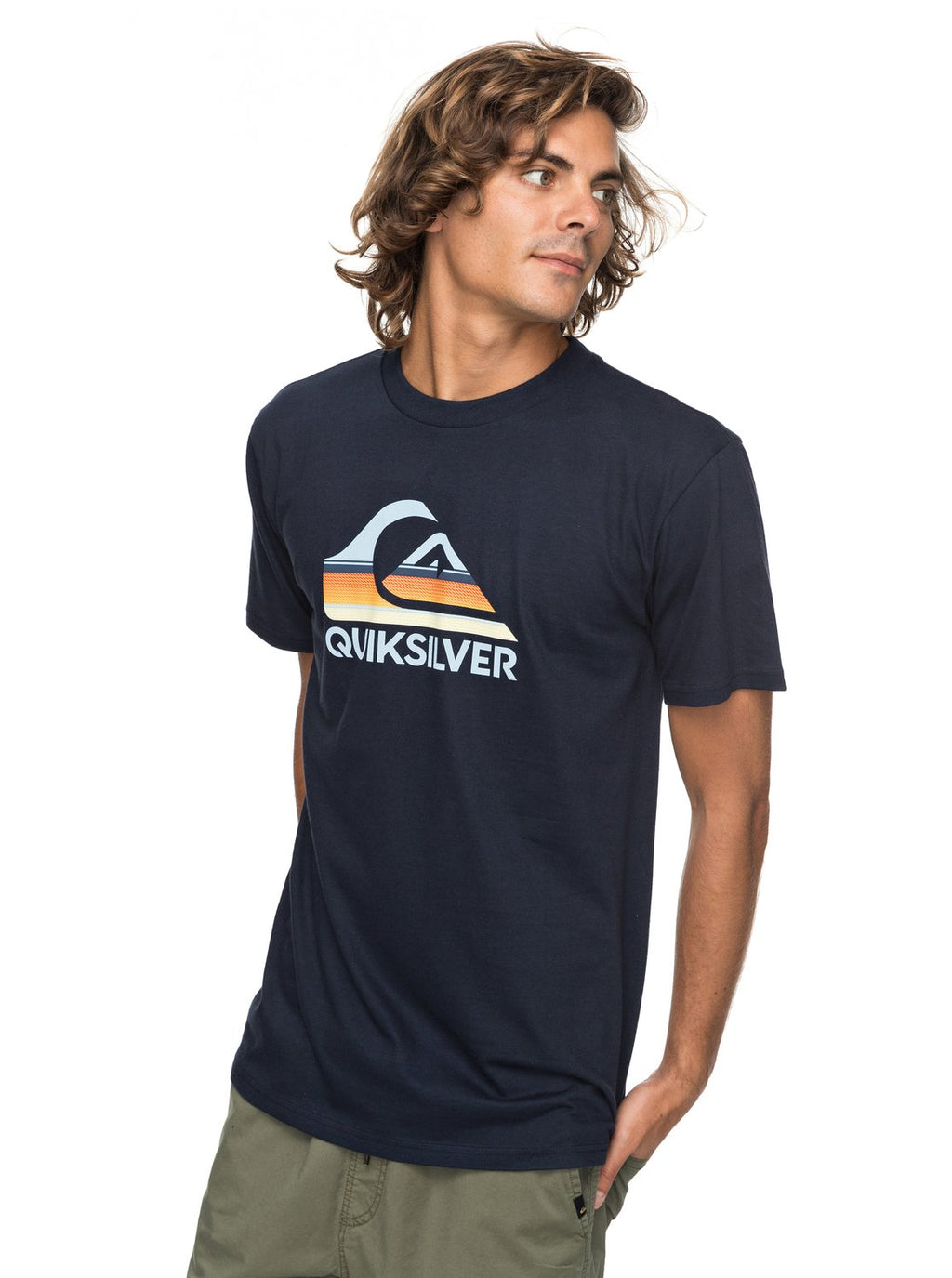 Waves Ahead Tee - Men's