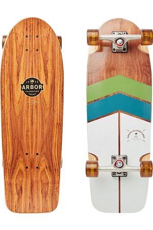 "Arbor Oso Foundation 19"" Complete Skateboard"
